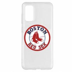 Чохол для Samsung S20 Boston Red Sox