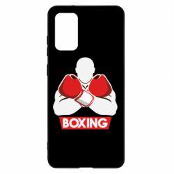 Чехол для Samsung S20+ Box Fighter