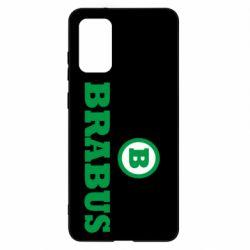 Чохол для Samsung S20+ Brabus
