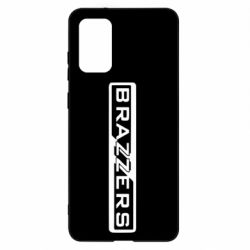 Чехол для Samsung S20+ Brazzers Logo