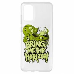 Чохол для Samsung S20+ Bring me the horizon