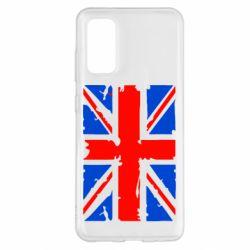 Чохол для Samsung S20 Британський прапор