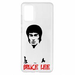 Чохол для Samsung S20+ Bruce Lee