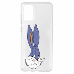 Чохол для Samsung S20+ Bugs Bunny Meme Face