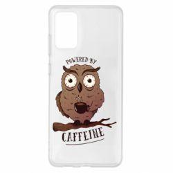 Чохол для Samsung S20+ Caffeine Owl