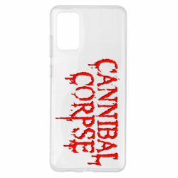 Чохол для Samsung S20+ Cannibal Corpse