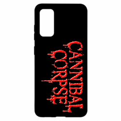 Чохол для Samsung S20 Cannibal Corpse