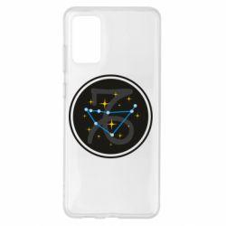 Чохол для Samsung S20+ Capricorn constellation