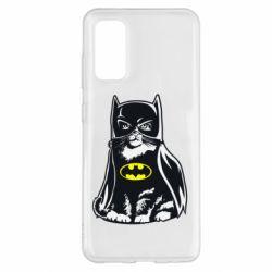 Чохол для Samsung S20 Cat Batman
