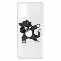Чохол для Samsung S20+ Cat SWAG