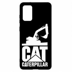 Чохол для Samsung S20+ Caterpillar cat