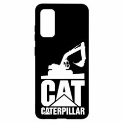 Чохол для Samsung S20 Caterpillar cat
