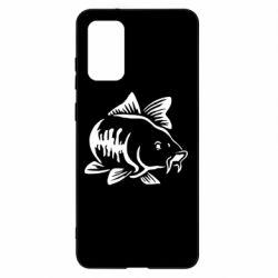 Чохол для Samsung S20+ Catfish