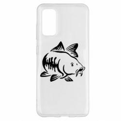 Чохол для Samsung S20 Catfish