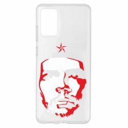 Чохол для Samsung S20+ Che Guevara face