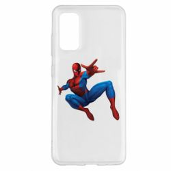Чохол для Samsung S20 Людина павук