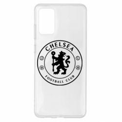 Чохол для Samsung S20+ Chelsea Club