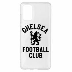 Чохол для Samsung S20+ Chelsea Football Club