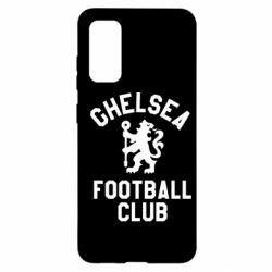 Чохол для Samsung S20 Chelsea Football Club