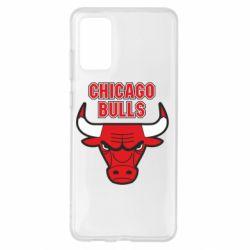 Чохол для Samsung S20+ Chicago Bulls vol.2