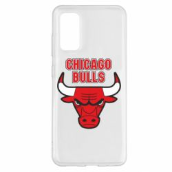 Чохол для Samsung S20 Chicago Bulls vol.2
