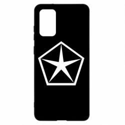 Чохол для Samsung S20+ Chrysler Star