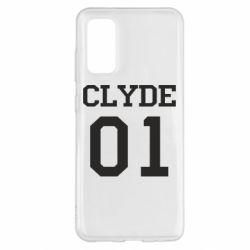 Чехол для Samsung S20 Clyde 01