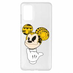 Чохол для Samsung S20+ Cool Mickey Mouse