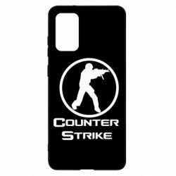 Чохол для Samsung S20+ Counter Strike