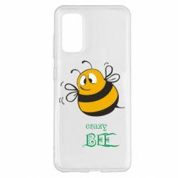 Чохол для Samsung S20 Crazy Bee