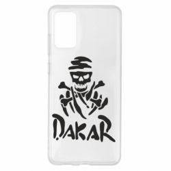 Чохол для Samsung S20+ DAKAR LOGO