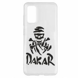 Чохол для Samsung S20 DAKAR LOGO