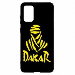 Чохол для Samsung S20+ Dakar