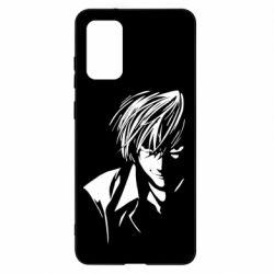 Чохол для Samsung S20+ Death Note Зошит Смерті