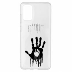Чохол для Samsung S20+ Death Stranding