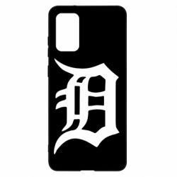 Чохол для Samsung S20+ Detroit Eminem