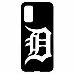 Чохол для Samsung S20 Detroit Eminem