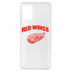 Чохол для Samsung S20+ Detroit Red Wings