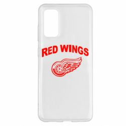 Чохол для Samsung S20 Detroit Red Wings