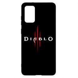 Чохол для Samsung S20+ Diablo 3