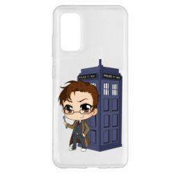 Чохол для Samsung S20 Doctor who is 10 season2
