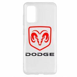 Чохол для Samsung S20 DODGE