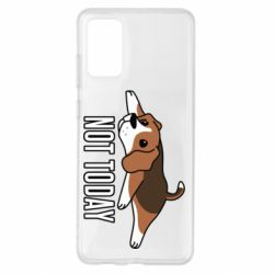 Чохол для Samsung S20+ Dog not today