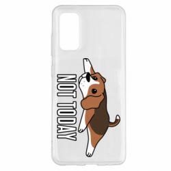 Чохол для Samsung S20 Dog not today