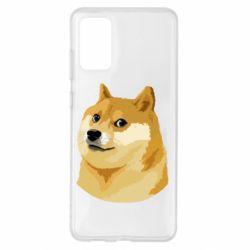 Чохол для Samsung S20+ Doge