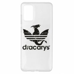 Чохол для Samsung S20+ Dracarys