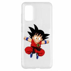 Чохол для Samsung S20 Dragon ball Son Goku