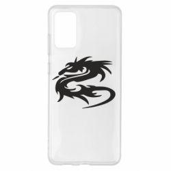 Чохол для Samsung S20+ Дракон