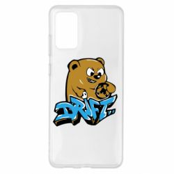 Чехол для Samsung S20+ Drift Bear