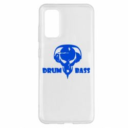 Чохол для Samsung S20 Drumm Bass